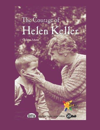 9781427099983: The Courage of Helen Keller