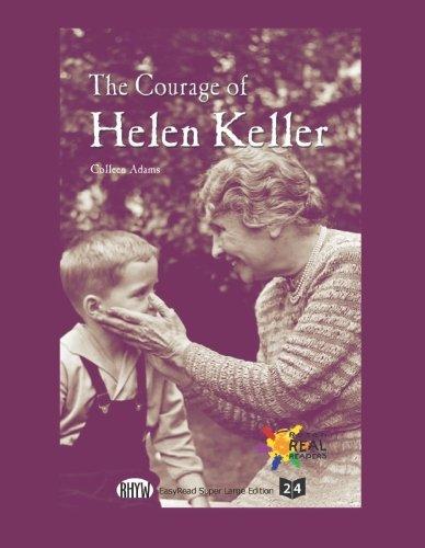 9781427099990: The Courage of Helen Keller