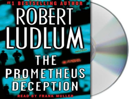 9781427201294: The Prometheus Deception: A Novel