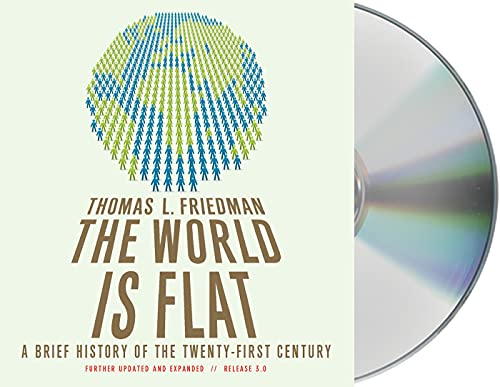 9781427201751: The World Is Flat 3.0: A Brief History of the Twenty-first Century
