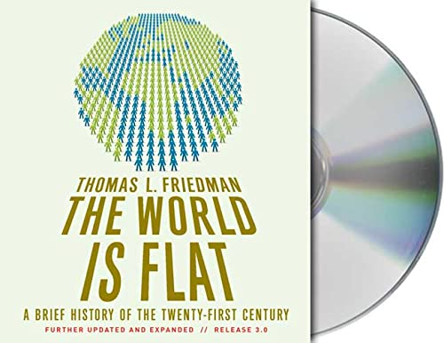 9781427201768: The World Is Flat 3.0: A Brief History of the Twenty-first Century