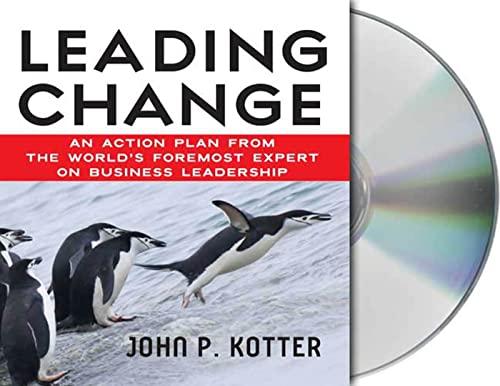 9781427202321: Leading Change