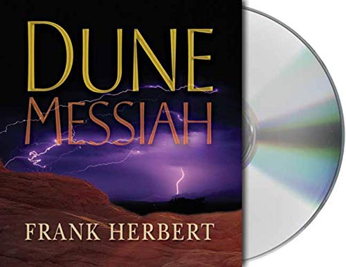 9781427202369: Dune Messiah: Book Two in the Dune Chronicles