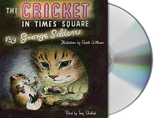 9781427204455: The Cricket in Times Square