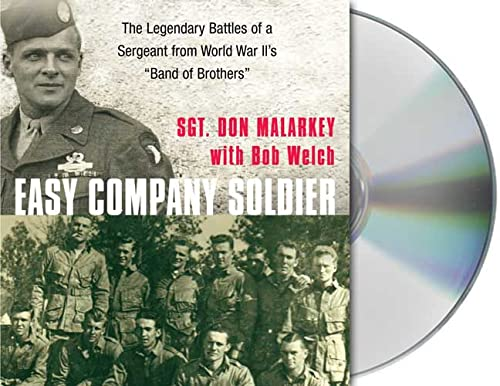 9781427204509: Easy Company Soldier: The Legendary Battles of a Sergeant from World War II's