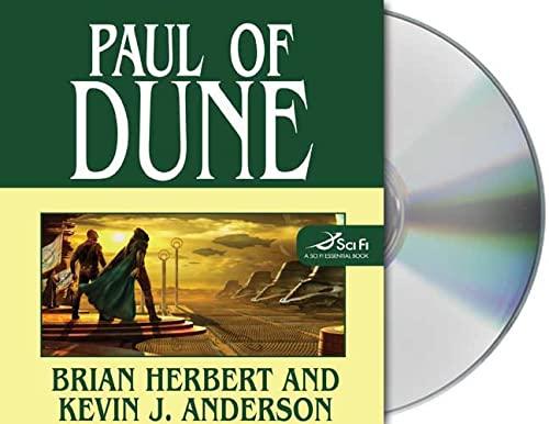 9781427204844: Paul of Dune
