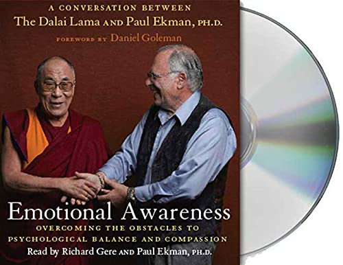 9781427205223: Emotional Awareness: Overcoming the Obstacles to Psychological Balance and Compassion