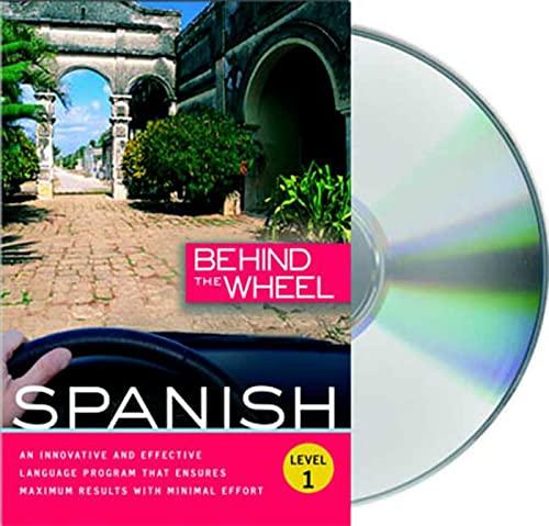Spanish Level 1 (CD-Audio): Mark Frobose
