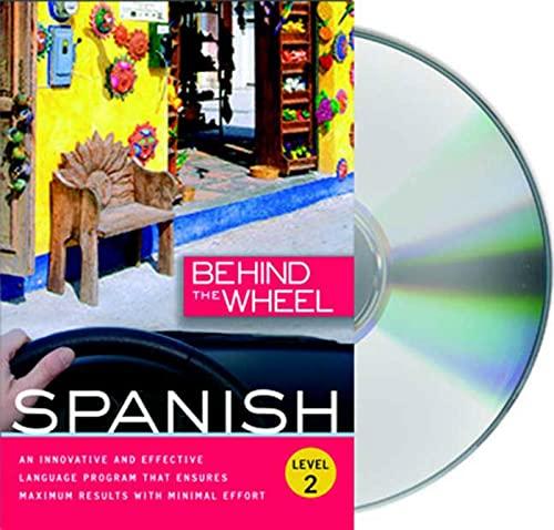 Spanish Level 2 (CD-Audio): Mark Frobose