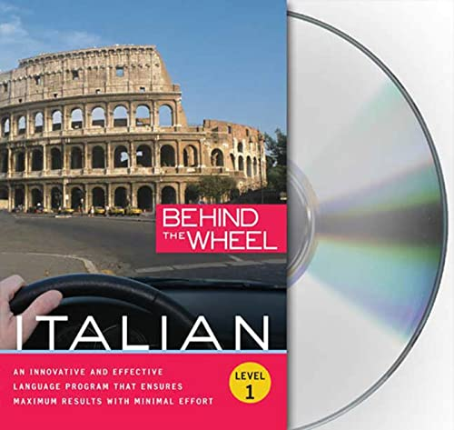 Italian Level 1 (CD-Audio): Mark Frobose