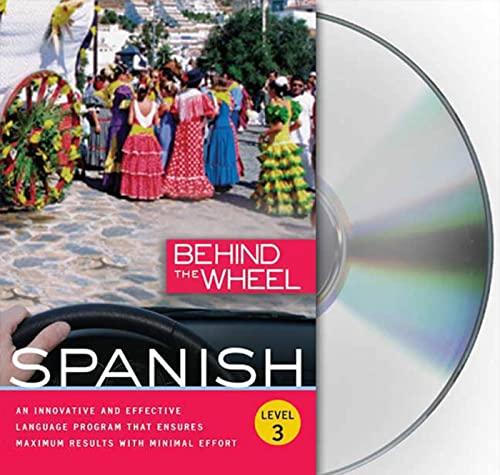 9781427206312: Behind the Wheel - Spanish 3
