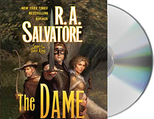 The Dame (Saga of the First King) (142720683X) by R. A. Salvatore
