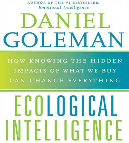 9781427206855: Ecological Intelligence