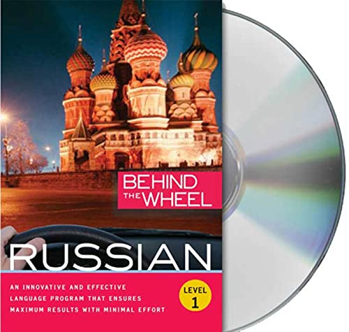 9781427207203: Behind the Wheel - Russian 1