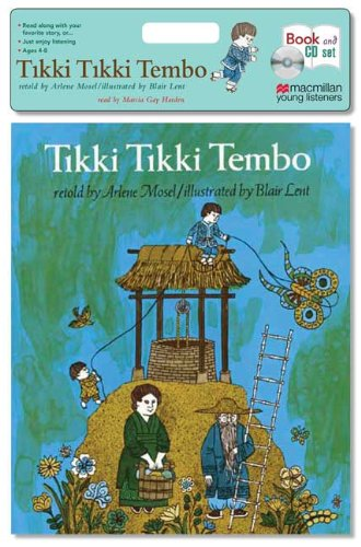 9781427207241: Tikki Tikki Tembo [With Paperback Book] (MacMillan Young Listeners)
