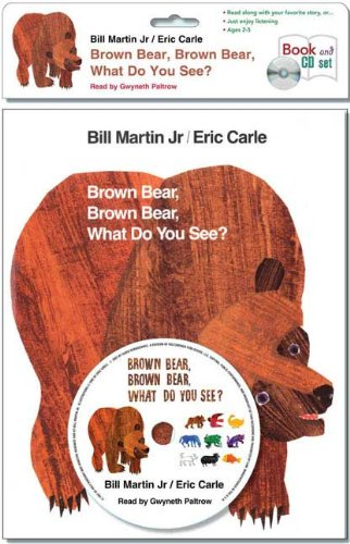 9781427207265: Brown Bear, Brown Bear, What Do You See? (Book & CD)