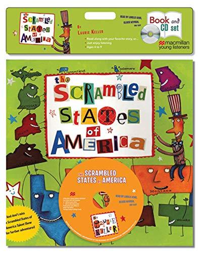 9781427207302: The Scrambled States of America