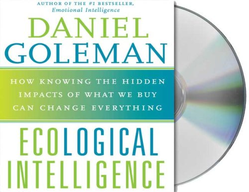 9781427207388: Ecological Intelligence