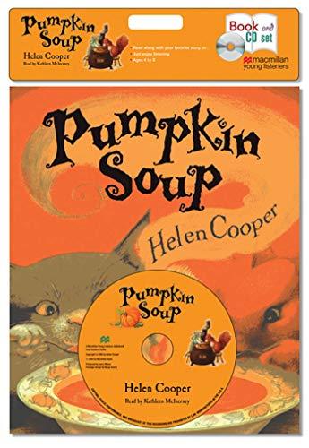 9781427207401: Pumpkin Soup (Book & CD Set) [With Paperback Book]
