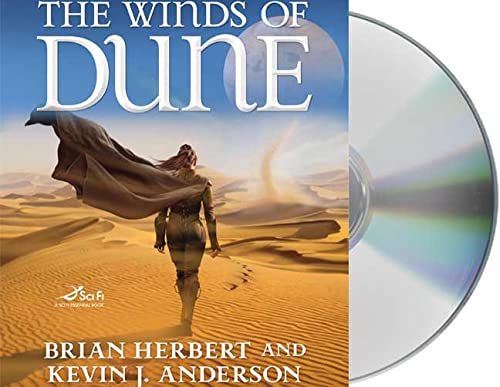 The Winds of Dune: Herbert, Brian; Anderson, Kevin J.