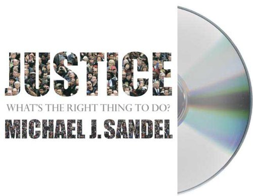 9781427208163: Justice: What's the Right Thing to Do?