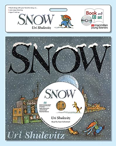 9781427208262: Snow [With Paperback Book]