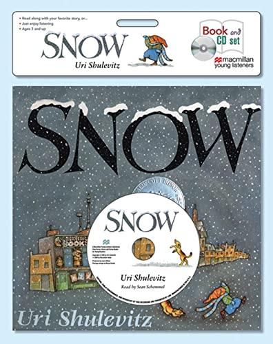 9781427208262: Snow (Book & CD Set)