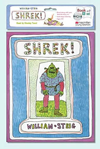 9781427208279: Shrek! (Book & CD Set) (MacMillan Young Listeners Audiobook)
