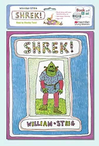 9781427208279: Shrek! (Book & CD Set) (Macmillan Young Listeners Story Time Sets)