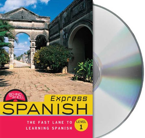 9781427209252: Behind the Wheel Express - Spanish 1