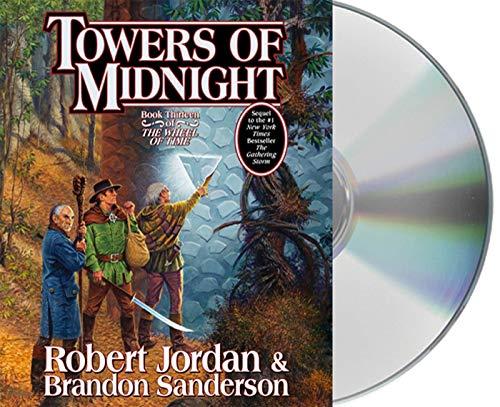 Towers of Midnight Format: AudioCD: Robert Jordan and Brandon Sanderson
