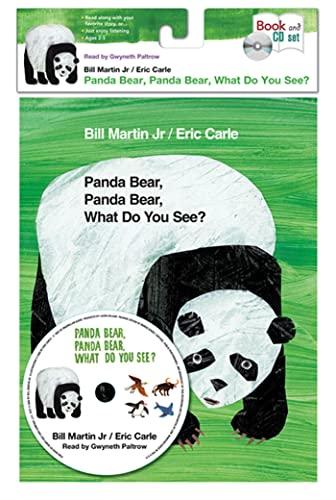 9781427212542: Panda Bear, Panda Bear, What Do You See? (Brown Bear and Friends)
