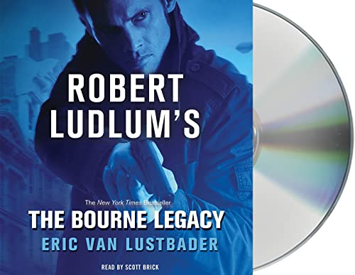 The Bourne Legacy: Abridged: Lustbader, Eric Van