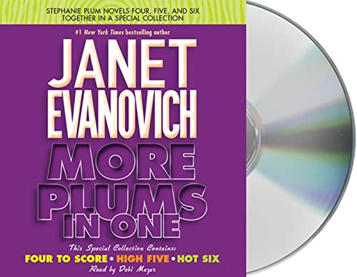 9781427213877: More Plums in One: Four to Score, High Five, and Hot Six (Stephanie Plum Novels)