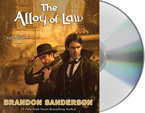 9781427214584: The Alloy of Law: A Mistborn Novel