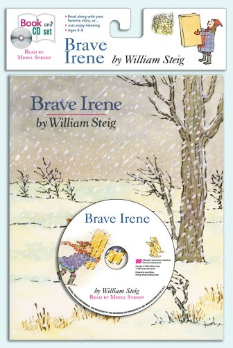9781427217257: Brave Irene [With Book(s)]