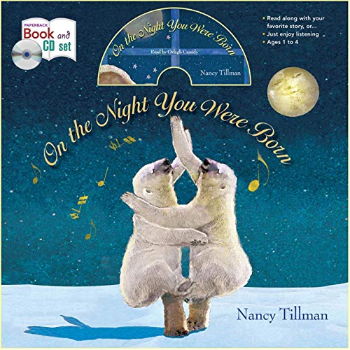9781427226464: On the Night You Were Born Book and CD Storytime Set