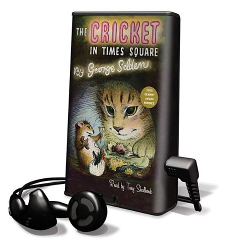 The Cricket in Times Square (1427228752) by George Selden