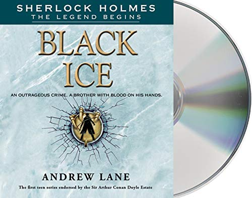 9781427229618: Black Ice (Sherlock Holmes: The Legend Begins)