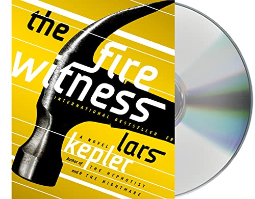 The Fire Witness: A Novel (Detective Inspector Joona Linna): Lars Kepler