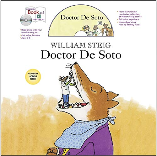 9781427232199: Doctor de Soto Book and CD Storytime Set (Paperback Book and CD Storytime Set)