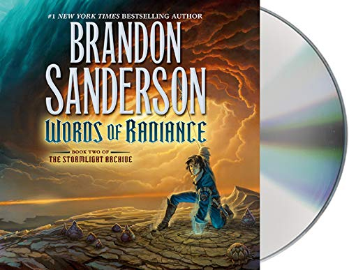 Stormlight Archive Book Two Format: AudioCD: Sanderson Brandon