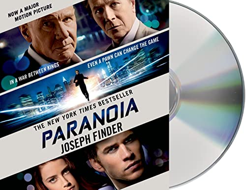 9781427235381: Paranoia: A Novel
