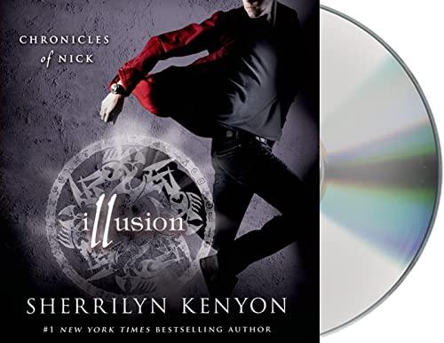 Illusion (Compact Disc): Sherrilyn Kenyon