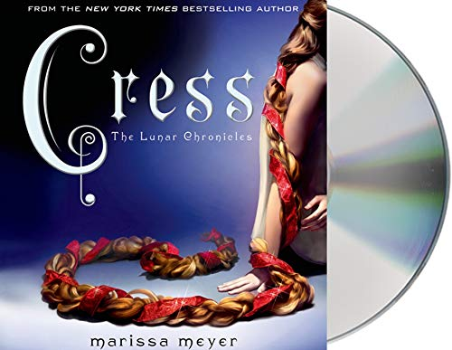 9781427236272: Cress (The Lunar Chronicles)