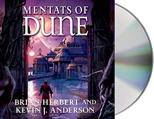 Mentats of Dune: Brian Herbert
