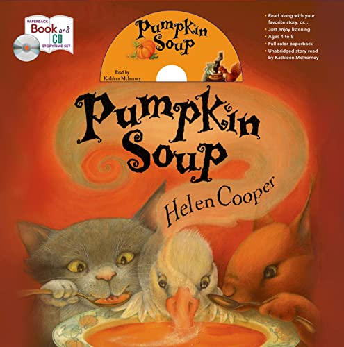 9781427239204: Pumpkin Soup Storytime Set [With CD (Audio)]