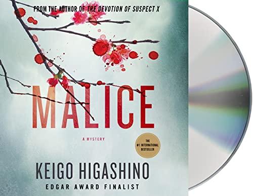 Malice: A Mystery: Higashino, Keigo