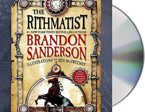 The Rithmatist (Compact Disc): Brandon Sanderson