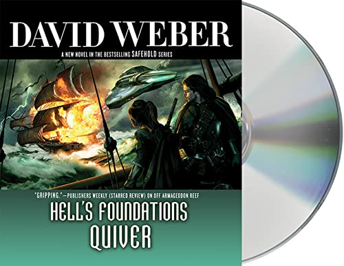 Hell's Foundations Quiver Format: AudioCD: Weber David